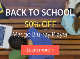 Get 50% Macgo Blu-ray Player