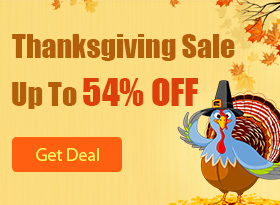 Macgo Thanksgiving 2015 Big Sale