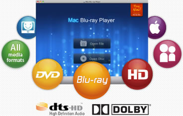 bluray player media