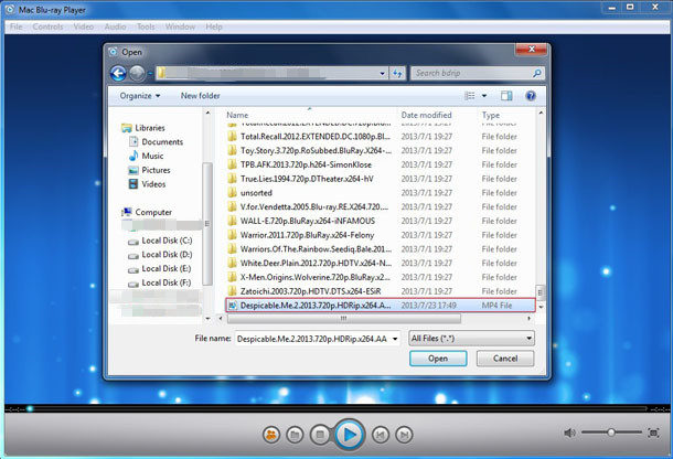 free windows mp4 player download