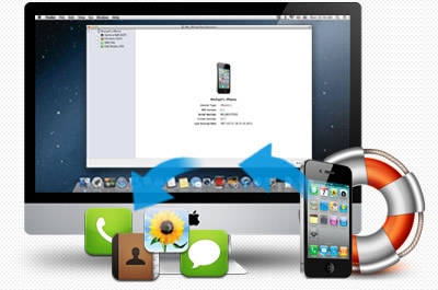 Mac iphone Data-Recovery