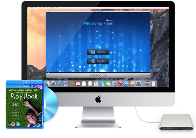 can my mac watch blu ray