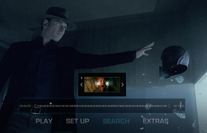 Screenshot des Macgo Mac Blu-ray Plaer
