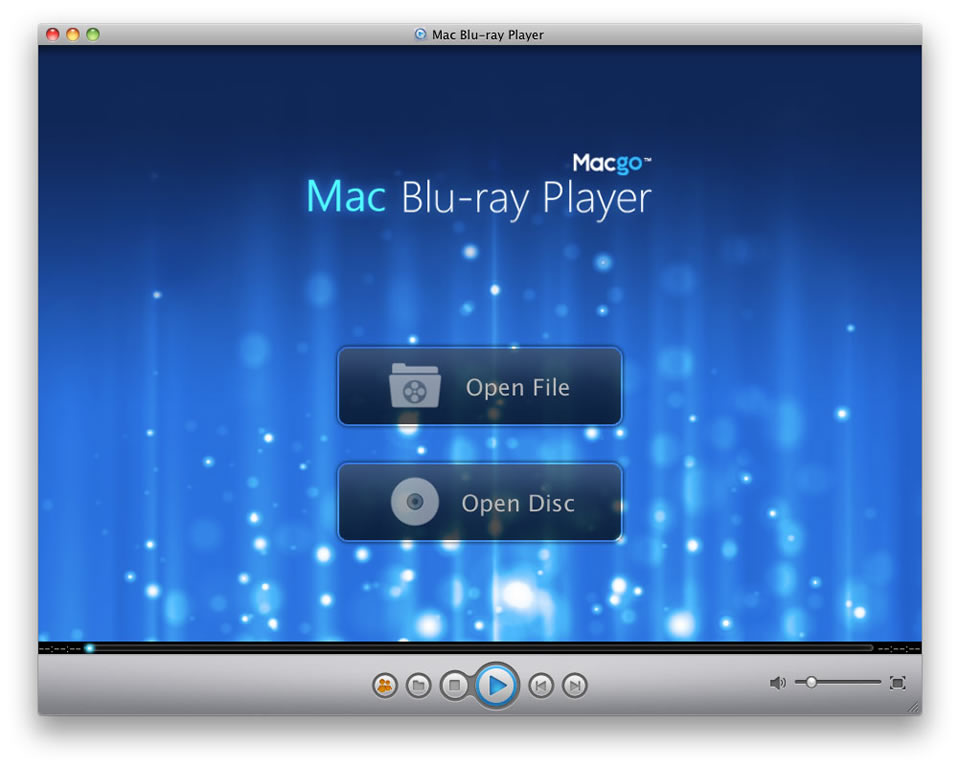 mac blu ray player 2.3.3