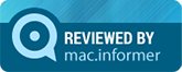 Mac.Informer Editor's pick award