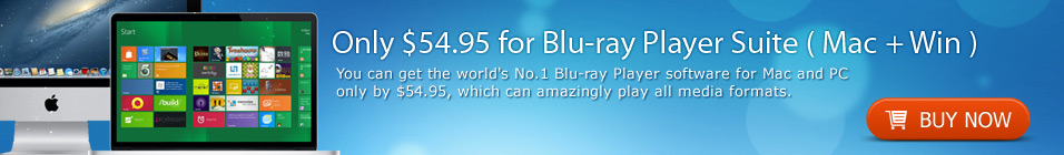 The Banner of Blu-ray Player Suite