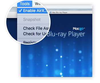 Play and Share 4K and Blu-ray Videos on your Mac