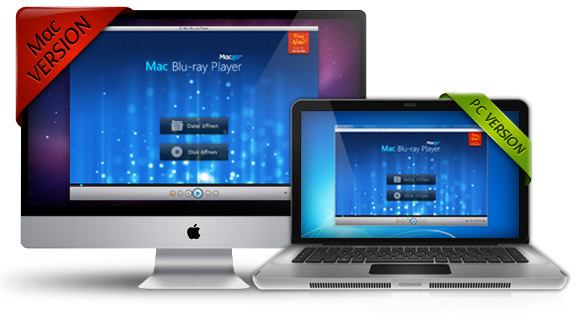 The most powerful Blu-ray player for Mac & PC