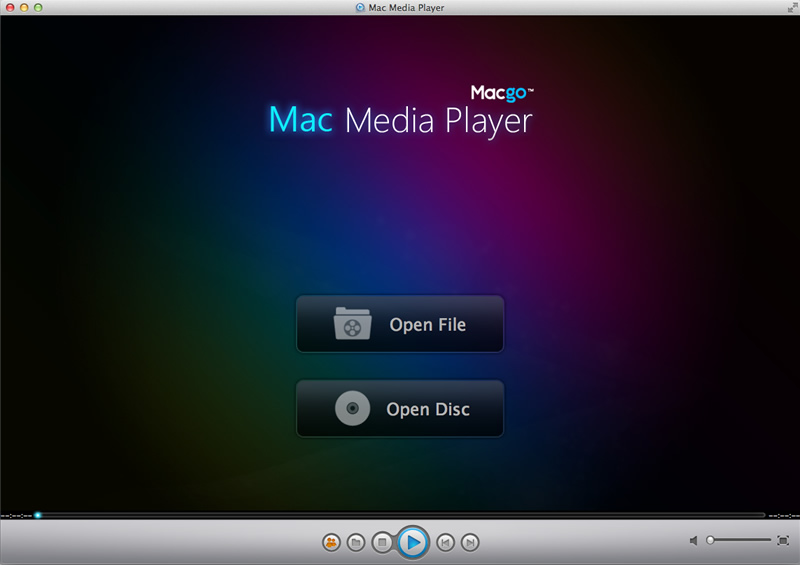Click to view Macgo Free Mac Media Player 2.17.1 screenshot